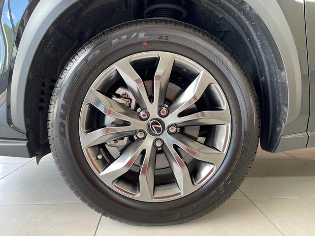 NX300 Fスポーツ ワンオーナー車 4WD サンルーフ 赤革エアーシート 3眼LEDヘッドライト 純正SDナビ 360度カメラ ステアリングヒーター カラーヘッドアップディスプレイ パワーバックドア シーケンシャルターンランプ ETC2.0 Goo鑑定車(49枚目)