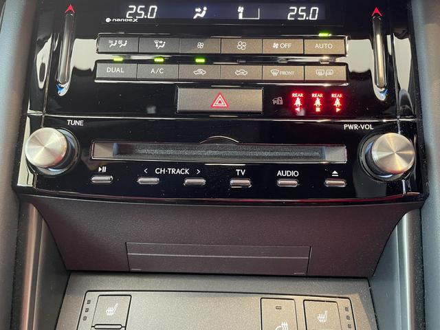 IS300h バージョンL 赤革エアーシート 3眼LEDHL レクサスセーフティ 純正SDワイドナビ 360度カメラ 純正19AW フロント・リアドラレコ ステアリングヒーター ブレーキホールド ETC2.0 メモリー付パワーシート Rサンシェイド Goo鑑定車(36枚目)