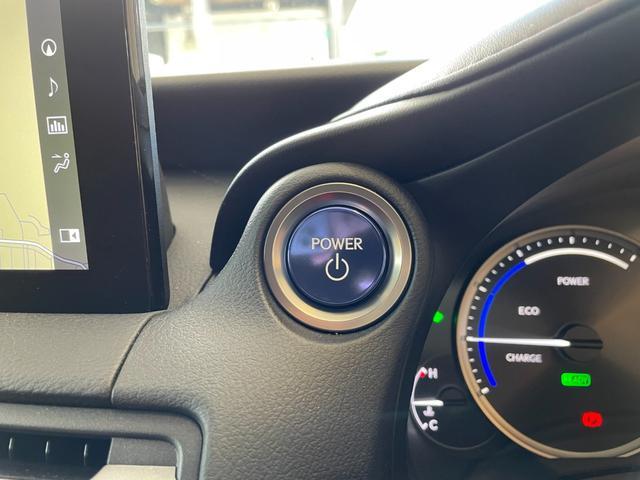 IS300h バージョンL 赤革エアーシート 3眼LEDHL レクサスセーフティ 純正SDワイドナビ 360度カメラ 純正19AW フロント・リアドラレコ ステアリングヒーター ブレーキホールド ETC2.0 メモリー付パワーシート Rサンシェイド Goo鑑定車(38枚目)