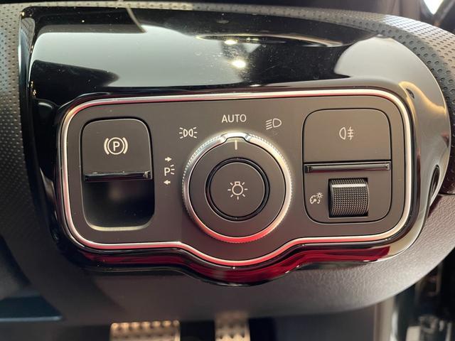 A180 スタイル AMGライン レーダーセーフティPKG 純正ナビ バックモニター MBUX レッドステッチハーフレザーシート シートヒーター メモリー付パワーシート LEDヘッドライト 純正18AW パドルシフト 外品ドライブレコーダー Goo鑑定車(37枚目)