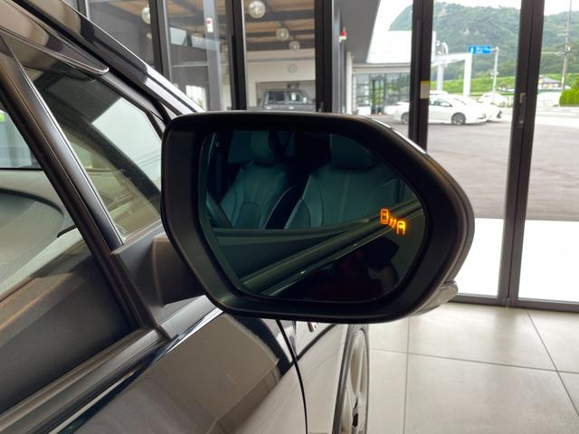 A サンルーフ モデリスタエアロ ヘッドアップディスプレイ ブラインドスポットモニター 純正9型SDナビ バックモニター ツーリング17AW 純正レザー調シートアバー シートヒーター パワーシート LEDヘッドライト・フォグ・ルームランプ Goo鑑定車(6枚目)