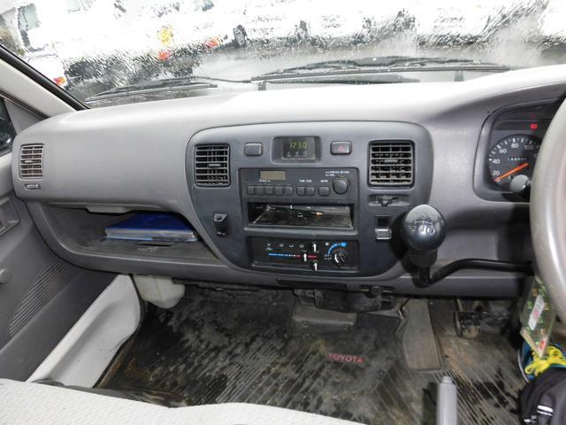 DX 4WD 5速 ディーゼル AC  PS(9枚目)