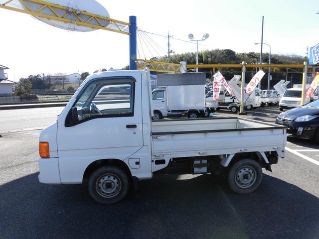 スバル サンバートラック TB 5速 4WD エアコン パワステ
