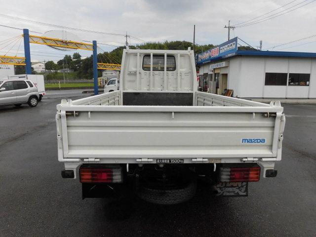 マツダ タイタントラック ワイドローカスタム 1.5t積