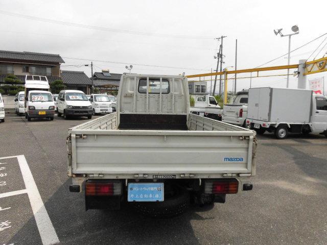 マツダ タイタントラック 平ボディ 2t 全低床 ディーゼル