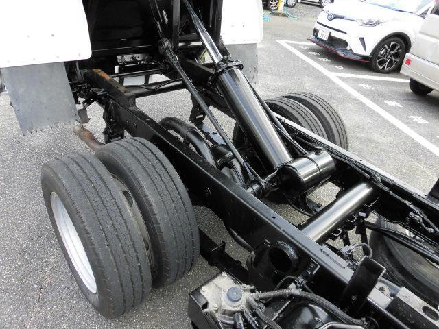 三菱ふそう キャンター 全低床強化ダンプ2t積みフル装備