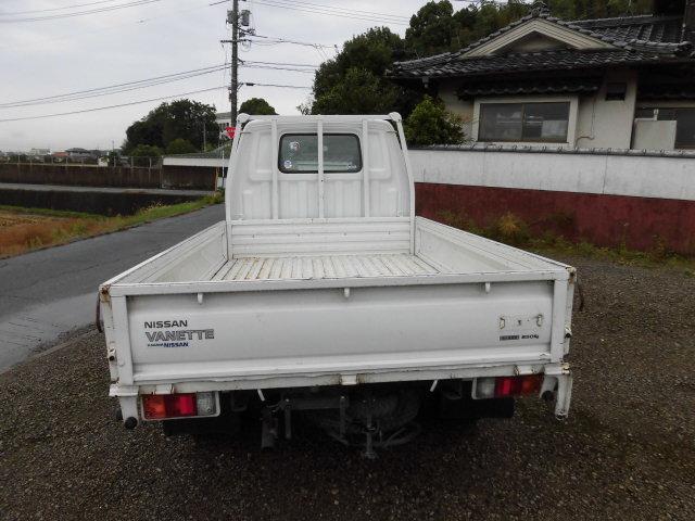 日産 バネットトラック ガソリン 850kgトラック AC PSエアーB