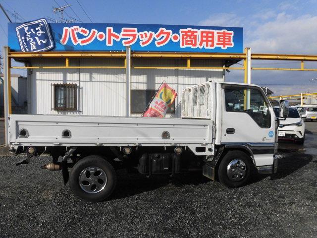 いすゞ エルフトラック カスタム 平ボデイ 3トン積み  HSA