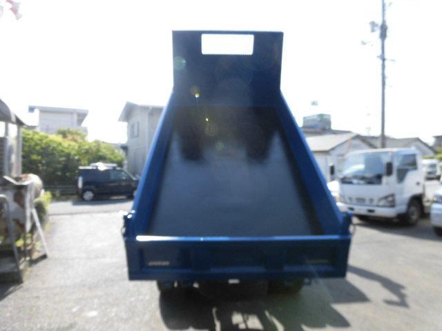 ダンプ 2トン 低床 NOX-PM 適合 フル装備(17枚目)