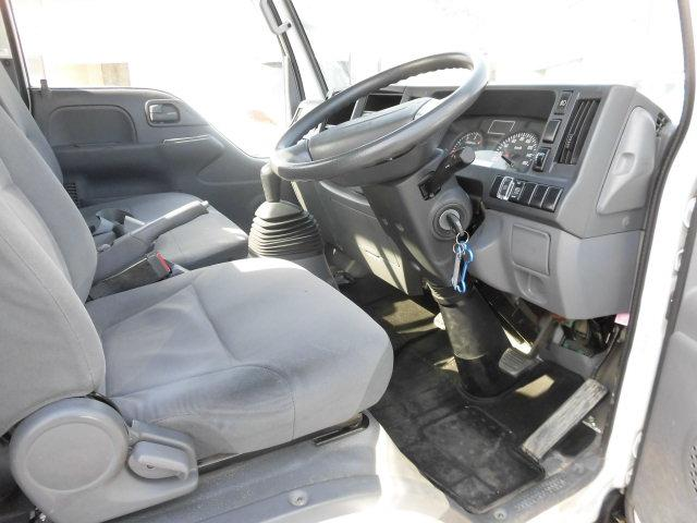 いすゞ エルフトラック 全低床 2トン 平ボデイ 3000D-TB
