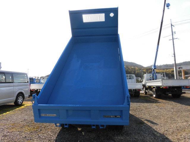 フルフラットローダンプ2トンフル装備(5枚目)