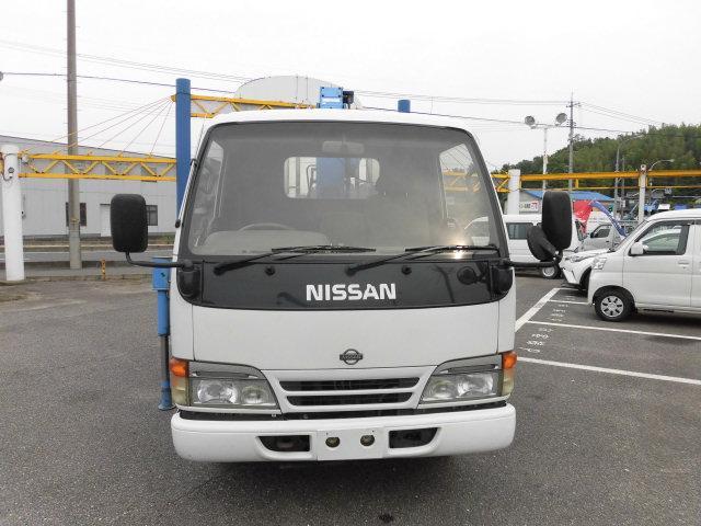 カスタム平ボデイショウトクレーンラジコン2850kg積み(3枚目)