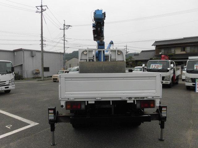 カスタム平ボデイショウトクレーンラジコン2850kg積み(5枚目)