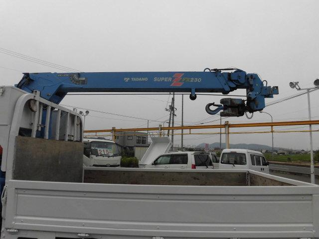 カスタム平ボデイショウトクレーンラジコン2850kg積み(7枚目)