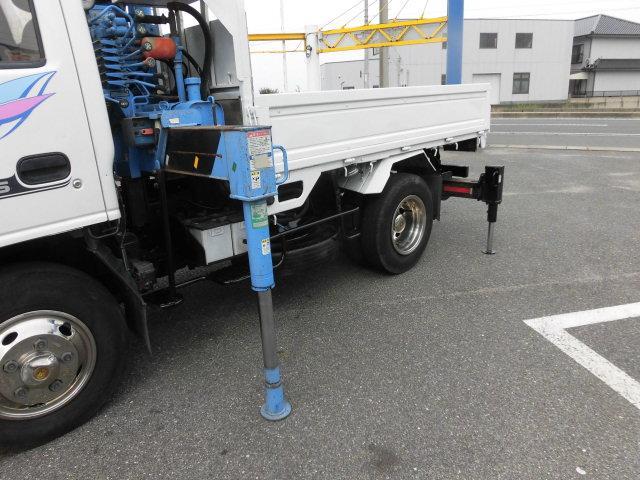 カスタム平ボデイショウトクレーンラジコン2850kg積み(18枚目)