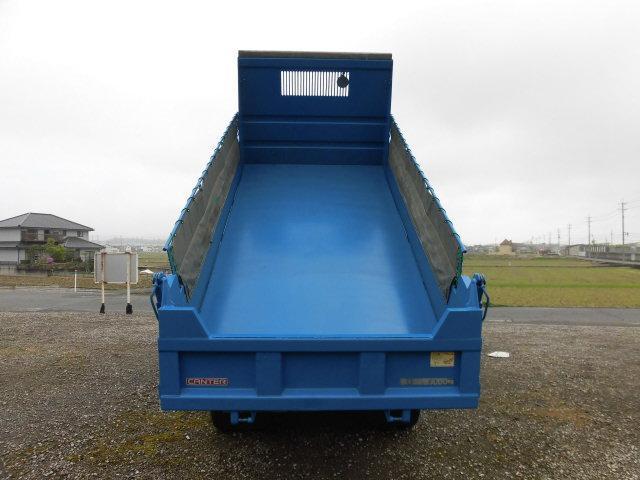 3トン積み強化ダンプ全低床4ナンバー(NOX,PM)適合(5枚目)