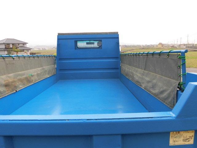 3トン積み強化ダンプ全低床4ナンバー(NOX,PM)適合(16枚目)