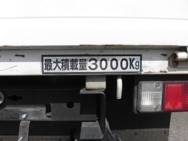 平ボディ 3トン積み高床 NOX・PM 適合4ナンバー(5枚目)