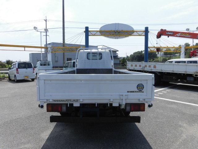 標準ロング2t積フル装備ETCエアB全低床(5枚目)