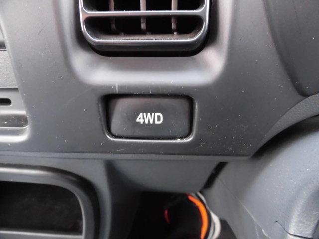エアコン・パワステ 5速 4WD ETC CD  メッキ フォグランプ 荷台作業灯(17枚目)