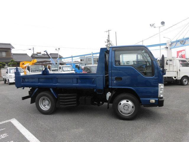 ダンプ 4WD強化ダンプ 3トン 4ナンバ- フル装備(5枚目)