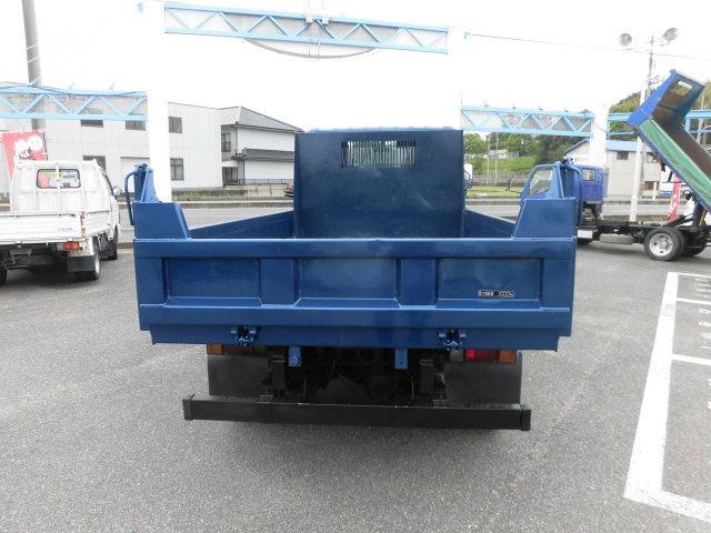 ダンプ 4WD強化ダンプ 3トン 4ナンバ- フル装備(8枚目)