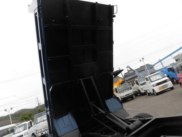 ダンプ 4WD強化ダンプ 3トン 4ナンバ- フル装備(12枚目)