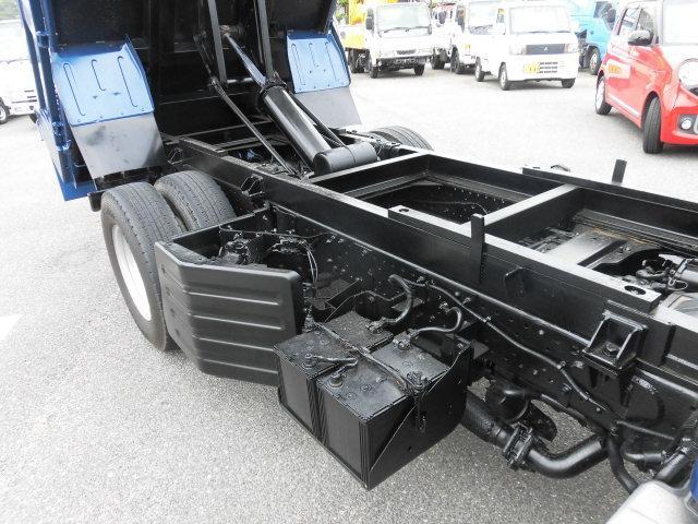 ダンプ 4WD強化ダンプ 3トン 4ナンバ- フル装備(21枚目)