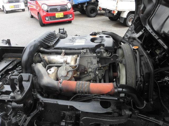 ダンプ 4WD強化ダンプ 3トン 4ナンバ- フル装備(26枚目)