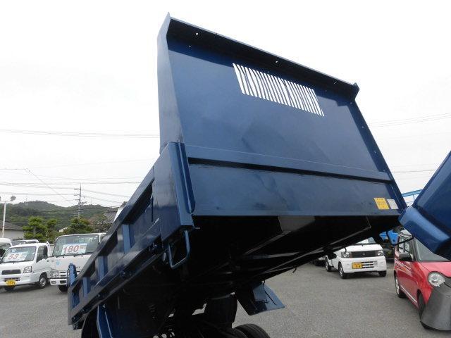 ダンプ 4WD強化ダンプ 3トン 4ナンバ- フル装備(31枚目)