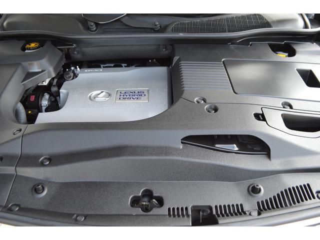 レクサス RX RX450h VerL サンルーフ 19inAW