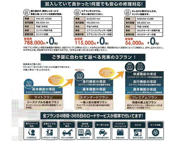 1.4 コンフォートライン ワンオーナー 記録簿(3枚目)