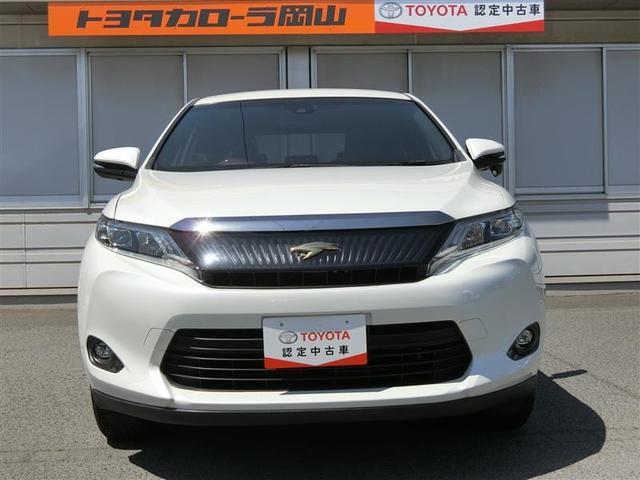 「トヨタ」「ハリアー」「SUV・クロカン」「岡山県」の中古車4