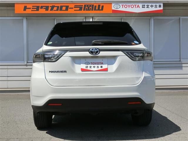 「トヨタ」「ハリアー」「SUV・クロカン」「岡山県」の中古車9