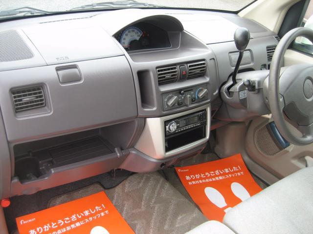 三菱 eKワゴン M エアロ 禁煙車 15インチアルミ キーレス
