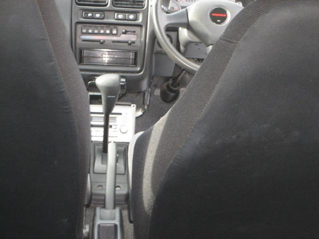 スズキ アルトワークス RS/Z K6Aターボ 禁煙車