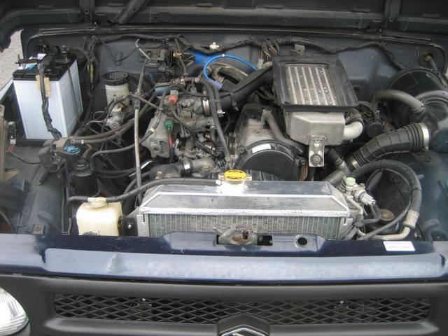 F6Aターボエンジン!人気の理由が分かります!