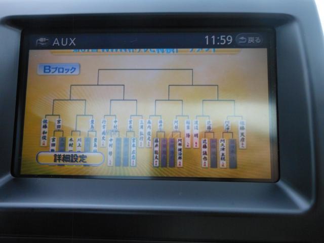 日産 エクストレイル 20X ミッション車 純正ナビ サンルーフ