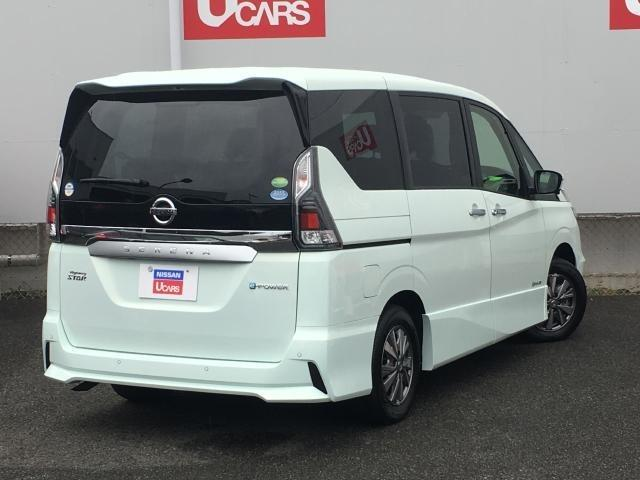 e-POWER ハイウェイスター V 当社元試乗車(8枚目)