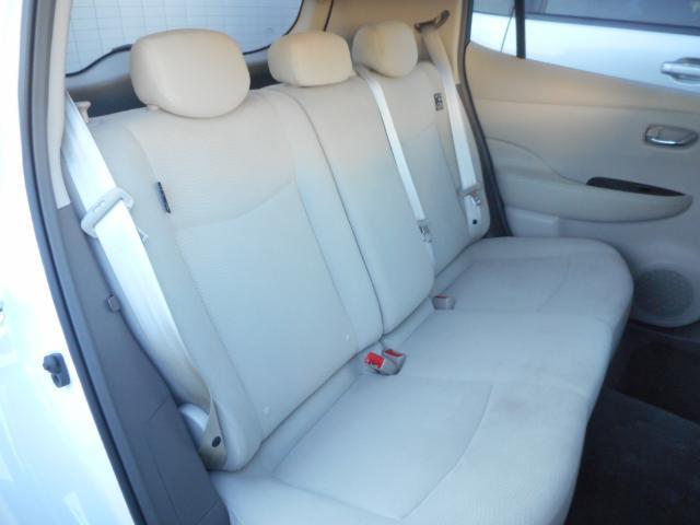 日産 リーフ X 100%電気自動車 メモリーナビ フルセグ