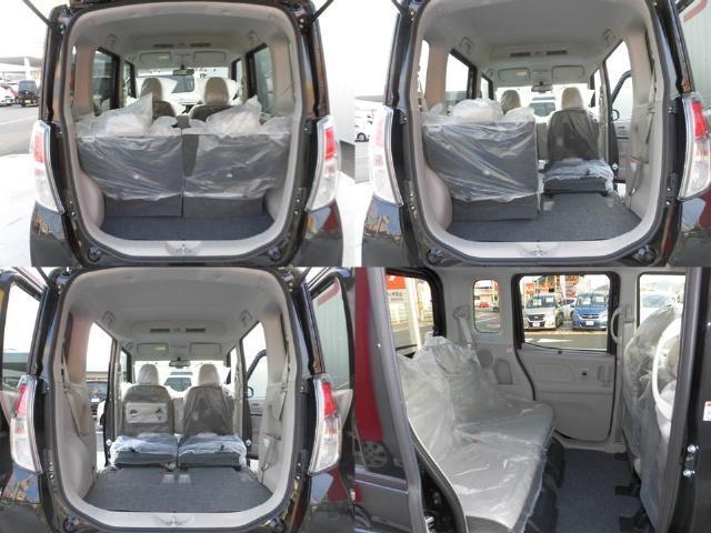 日産 デイズルークス X 届出済未使用車 両側電動スライドドア