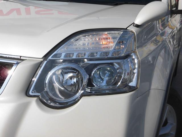 日産 エクストレイル 20X 4WD メモリーナビ バックモニター