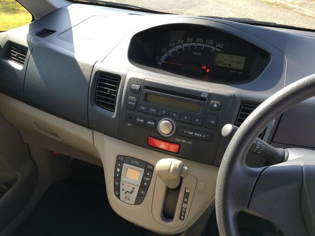 ダイハツ ムーヴ L キーレス CD ベンチシート 盗難防止システム