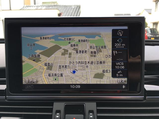 アウディ アウディ RS6アバント クワトロ 4WD ワンオーナー 本革シート