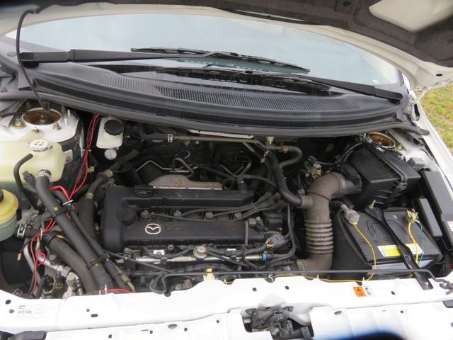 エンジンオイル、オイルエレメント、プラグ一式、ワイパーゴム、足回り(現在車高調が付いていてローダウンしているので、当店の他のMPVの純正の足回りと交換する予定です。タイヤもしっかり山があるのですが、