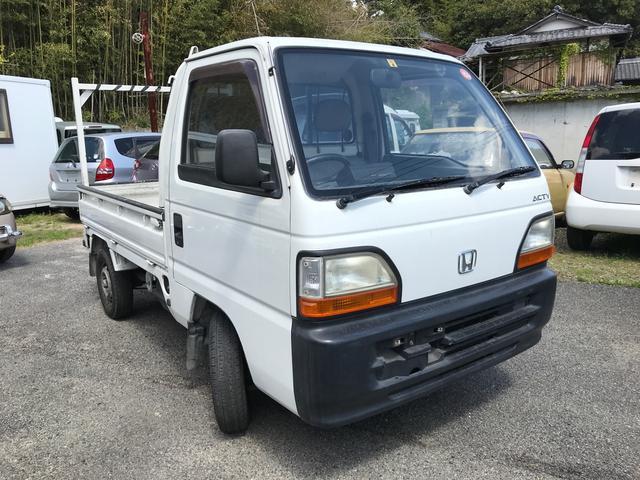AC MT 軽トラック オーディオ付 2名乗り ホワイト(4枚目)