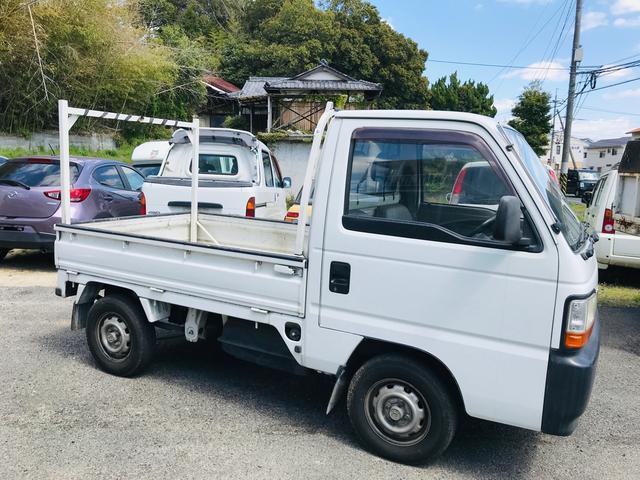 AC MT 軽トラック オーディオ付 2名乗り ホワイト(20枚目)