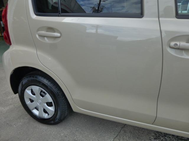 「トヨタ」「パッソ」「コンパクトカー」「岡山県」の中古車33