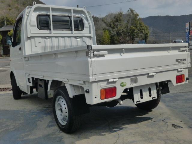 KCスペシャル 4WD 5MT エアコン パワステ 4L付(6枚目)