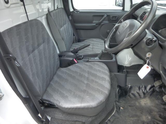 KCスペシャル 4WD 5MT エアコン パワステ 4L付(13枚目)